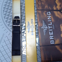 Correa Reloj Breitling Cahucho 24mm New Y Original