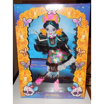 Skelita Calaveras, Edición Especial, Collector Mosnter High!
