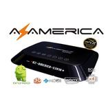 Decodificador Satelital Az America Para Ver Con Y Sin Antena