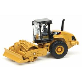 1:87 Caterpillar Compactador Pata Cabra Cp56 Escala Ped247