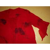 Camisolin Blusa Roja Bonita Muy Linda Excelente !