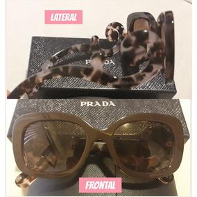 4bcd4f10fd988 Óculos De Sol Feminino Da Prada - Original Com Nota Fiscal
