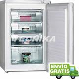 Freezer Vertical Vondom 85 L Blanco Fr55, Bajo Mesada