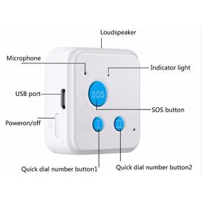 Dispositivo Rastreador Gps Para Vehículos Y Antisecuestro