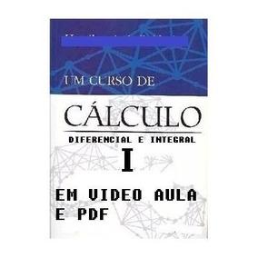 Cálculo Diferencial E Integral 1, 2 E 3 Mais Álgebra Linear