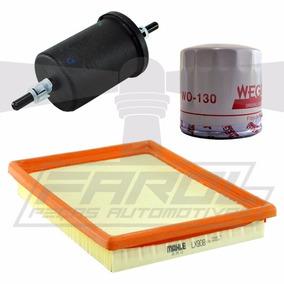 Kit Filtros Ar / Óleo / Combustível Strada Adventure 1.8 8v