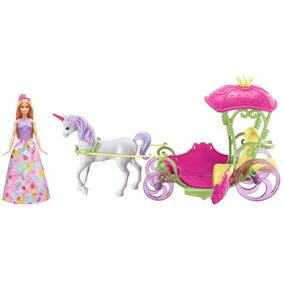 Barbie Carruagem Mattel