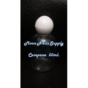 Envases Plasticos Gel Shampoo Crema Recuerdos 50ml Campana