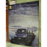 Publicidad Renault Kangoo Break Año 2001