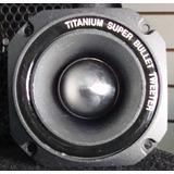 Tweeter Bala Grande Moon Mat-20 Titanio Con Filtro