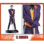 Figura Plomo Dc Aguilar #4 El Guason - Comic + Caja