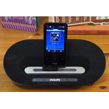 Parlante Philips As351 Base Dock Y Bluetooth Android Samsung