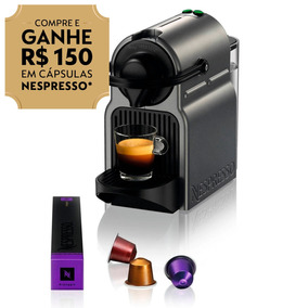 Cafeteira Nespresso Inissia Titan C40 127v