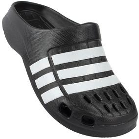 Sandalias Duramo Clog Black/white adidas Sport 78