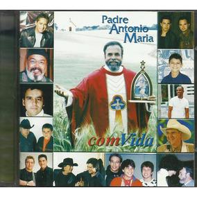 Cd Padre Antonio Maria Com Vida Duetos Homem Mãos Perfuradas