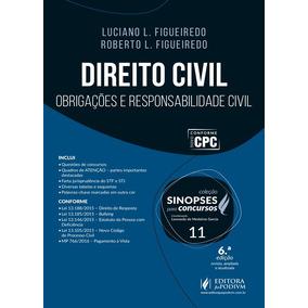 Direito Civil - Sinopses Para Concursos - Vol 11 - Juspodivm