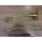 Trombone Vara Weril G670 Vara Laq C/ Estojo 90397 Uni Music