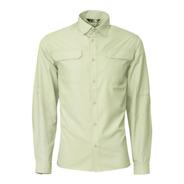 Camisa Hombre Outdoor  Filtro Uv 50/ S A 2xl