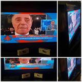 Tv Led 3d Mrca Bgh 46 Con Dos Lentes. Impecable!!!