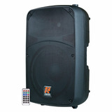 Caixa Acústica Staner Sr-315a 15 300w Rms Bluetooth