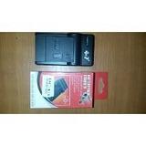 Cargador Para Bateria De Camara Samsung Slb-0937