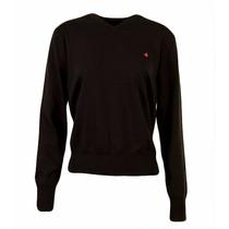 Sweater Brooksfield Mujer Hilo Algodón Sport Moda Bm04055z