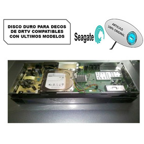 Disco Duro Decodificador Drtv 500 Gb
