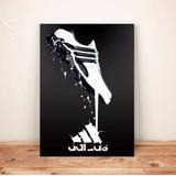 Pôster Tênis adidas C/frete Placa A3 Adesivo #pdv093a0