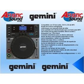 Cd Player Gemini Cdj-210