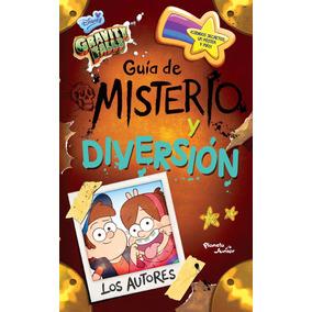 Gravity Falls Guía De Misterio + Maldición D Los Piratas Dhl