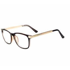 Kit 5 Óculos Acetato Quadrado Novo Masculino Feminino Da