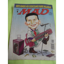 Revista Mad N°146 Orignal Padre Marcelo