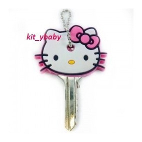 Hello Kitty, Cubre Llaves
