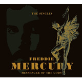 Freddie Mercury -the Singles -messenger Of The God 2 Cds