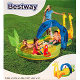 Pool Play Center Agua Pileta Inflable Bestway Niño Oferta !!