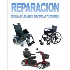 sillas de ruedas reparacion y mantenimiento