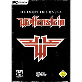 Wolfenstein 2 steam key games no mercado livre brasil return to castle wolfenstein pc 100 original steam key ccuart Gallery