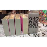 Lote De 5 Perfumes Chanel Y 212 Nyc Men Original