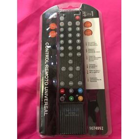Control Remoto Universal Marca Polar - Tv - Dvd - Vcr - Sat