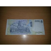 Billete De $1 El Ultimo En Circulacion Inmaculado