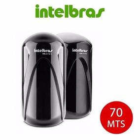 Sensor Ativo De Barreira 70 Metros Iva 3070 X Intelbras