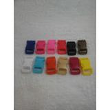 Paquete De 100 Broches Clip Clap Para Pulseras