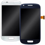 Modulo Display Tactil Touch Pantalla Para Samsung S3 Mini