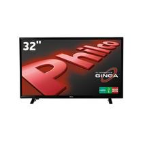 Tv Led 32 Philco Ph32e1dg Hd Conversor Digital 2 Hdmi 1 Usb
