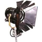 Reflector Fresnel 1000 W Con Visera Giratoria
