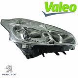 Optica Peugeot 208 Allure Derecha Original Marca Valeo