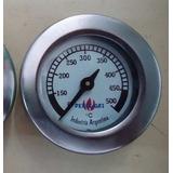 La Tapera - Reloj Pirometro Horno De Cocina A Leña Istilart