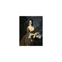 Pintura Arte Mrs. Daniel Hubbard Art, 30 X40