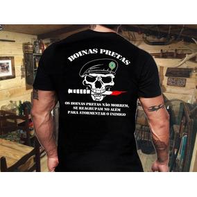 Boina Militar Bope - Camisetas e Blusas no Mercado Livre Brasil c6d79e3e596