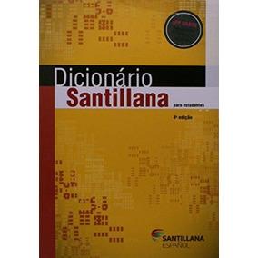 Dicionario Santillana Para Estudantes